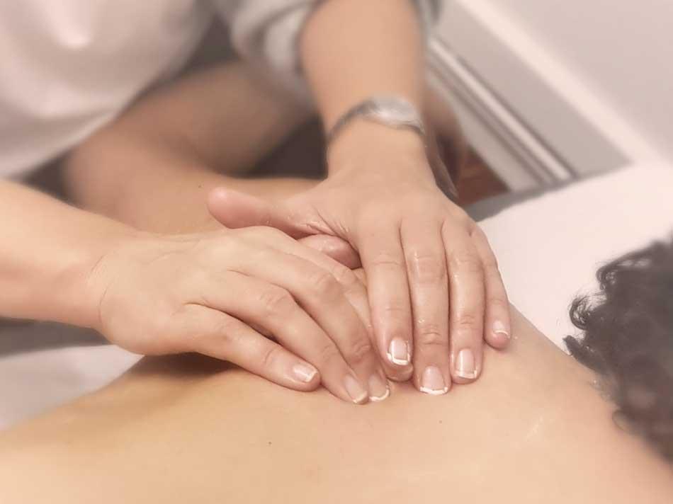 Fisiomare - Tratamiento-fisioterapia - Masaje / Terapia manual, A Coruña.